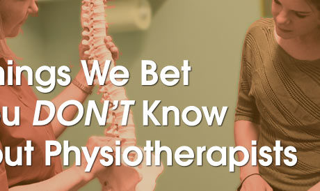 8 Things About Physios