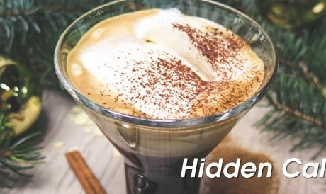 Hidden Calories in Holiday Drinks